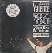 LP - Caterina Valente & The Count Basie Orchestra - Caterina Valente '86