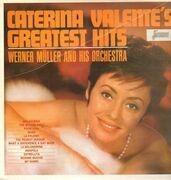 LP - Caterina Valente / Werner Müller Und Sein Orchester - Caterina Valente's Greatest Hits