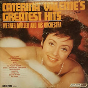 LP - Caterina Valente With Werner Müller Und Sein Orchester - Caterina Valente's Greatest Hits