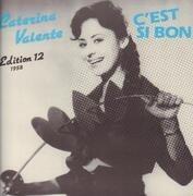 LP - Caterina Valente - Caterina Valente Edition 12 - C'est Si Bon - POLYDOR RECORDINGS