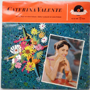 10'' - Caterina Valente - Caterina Valente - 4th Pressing