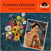 10'' - Caterina Valente - Caterina Valente - 2nd Pressing