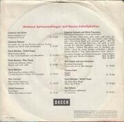 7inch Vinyl Single - Caterina Valente - Was Wird Aus Mir?
