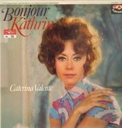 LP - Caterina Valente - Bonjour Kathrin