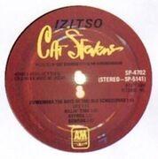 LP - Cat Stevens - Izitso