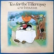 LP - Cat Stevens - Tea For The Tillerman - 'Zürich' perimeter print