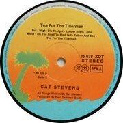 LP - Cat Stevens - Tea For The Tillerman - orange labels