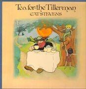 LP - Cat Stevens - Tea For The Tillerman - Orange Labels, Robor Limited