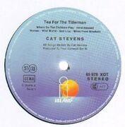 LP - Cat Stevens - Tea For The Tillerman - Island Life Collection