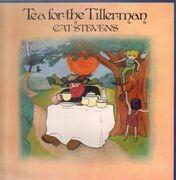 LP - Cat Stevens - Tea For The Tillerman - Pink Rim UK