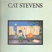 LP - Cat Stevens - Teaser And The Firecat - blue labels Italy