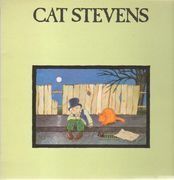 LP - Cat Stevens - Teaser And The Firecat - Orig Pink Rim UK, Howards Printers