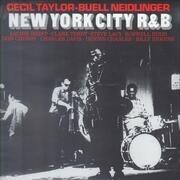 LP - Cecil Taylor, Buell Neidlinger - New York City R&B - Clear vinyl