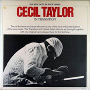 Double LP - Cecil Taylor - In Transition