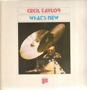 LP - Cecil Taylor - What's New