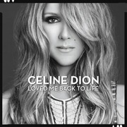 CD - Céline Dion - Loved Me Back to Life