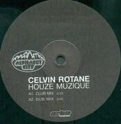 12inch Vinyl Single - Celvin Rotane - Houze Muzique