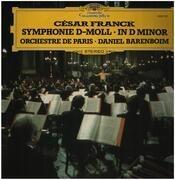 LP - Franck - Symphonie D-Moll