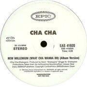 12inch Vinyl Single - Cha Cha - New Millenium (What Cha Wanna Do) - Promo