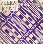 12inch Vinyl Single - Chaka Khan - I Feel For You (Remix)