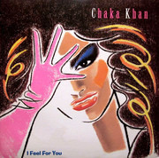 LP - Chaka Khan - I Feel For You - SRC Pressing,Still sealed