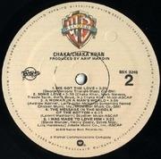 LP - Chaka Khan - Chaka