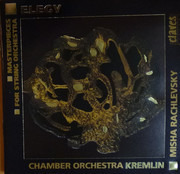 CD - Tchaikovsky / Grieg / Puccini a.o. - Elegy : Masterpieces for String Orchestra