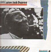 LP - Champion Jack Dupree - Blues Collection Vol. 6