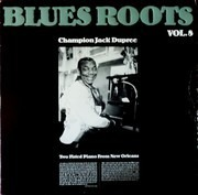 LP - Champion Jack Dupree - Two Fisted Piano From New Orleans