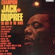 LP - Champion Jack Dupree - The Best Of The Blues - Storyville