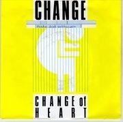 7inch Vinyl Single - Change - Change Of Heart / Searching