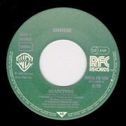7inch Vinyl Single - Change - Searching