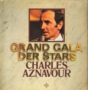 LP - Charles Aznavour - Grand Gala der Stars