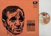 LP - Charles Aznavour - Köng Des Chansons