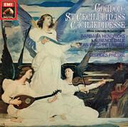 LP - Gounod - St. Cecilia Mass = Cäcilienmesse = Messe Solennelle De Sainte Cécile - Gatefold