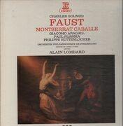 LP-Box - Charles Gounod - Faust, Montserrat Caballe, Alain Lombard, Orchestre Philh de Strasbourg