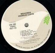 LP - Charles Lloyd - Weavings