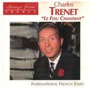 CD - Charles Trenet - Le Fou Chantant