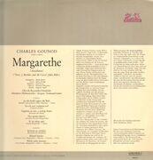 LP - Charles Gounod, Maria Stader, Heinz Hoppe - Margarethe