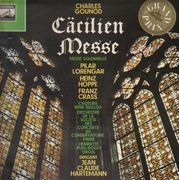 LP - Charles Gounod - Cäcilien Messe (Messe Solennelle)