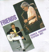 CD - Charlie Mariano , Stephan Diez - Friends