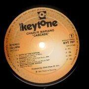 LP - Charlie Mariano - Cascade
