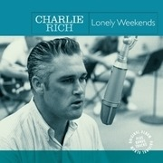 LP - Charlie Rich - Lonely Weekends - ROCKABILLY CLASSIC INCL. C.C. RIDER + 7 BONUS TRA