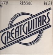 LP - Charlie Byrd, Barney Kessel, Herb Ellis - Great Guitars