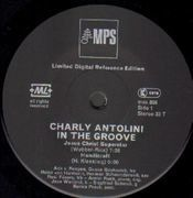 Double LP - Charly Antolini - In The Groove - Audiophile DM