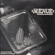 LP - Charly Antolini - Menue - D2D Direct-To-Disc Audiophile