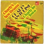 7inch Vinyl Single - Charly Antolini - Charly's New Drums / Charly In Town