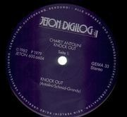 LP - Charly Antolini - Knock Out