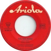 7inch Vinyl Single - Charly Cotton Und Seine Twist-Makers - Wilhelm Tell Twist / Hully Gully Holiday