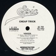 12inch Vinyl Single - Cheap Trick - Voices